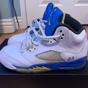 """Air Jordan 5 retro """"Laney"""""""